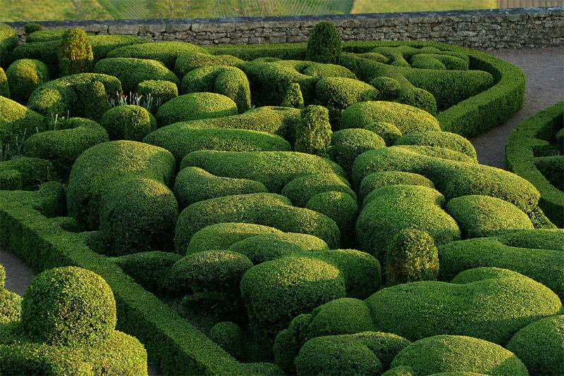Висячие сады Маркейссака