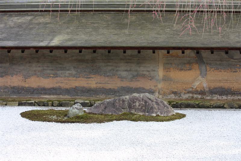 Сад камней храма Рёандзи, Япония