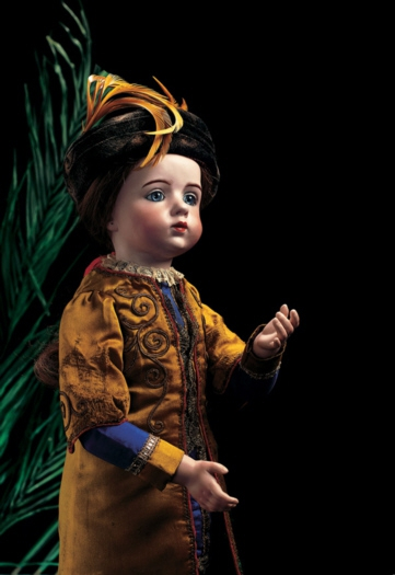 Самая дорогая фарфоровая кукла