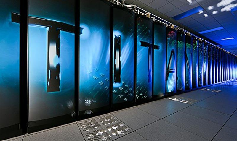Суперкомпьютер Titan