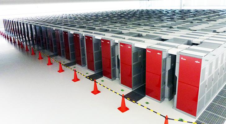 K computer — японский суперкомпьютер