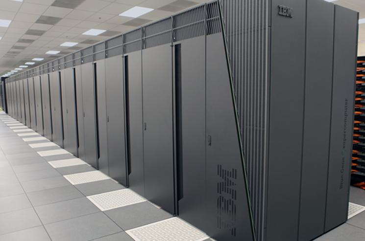 суперкомпьютер IBM Blue Gene/Q (Mira)