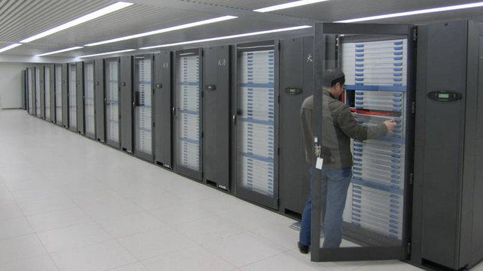 Tianhe-1A  — суперкомпьютер