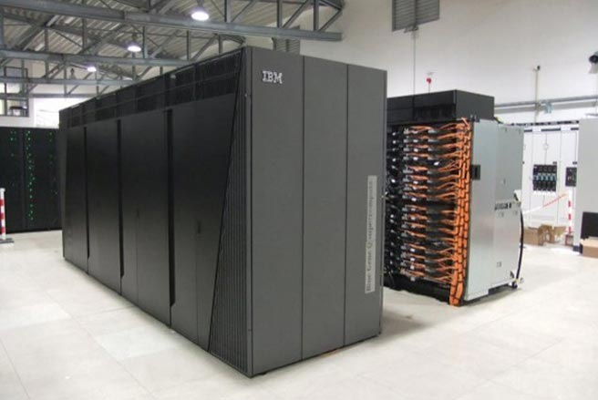 Суперкомпьютер Fermi (Италия)