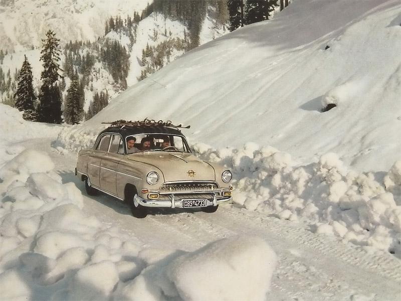 Зима 1953-54
