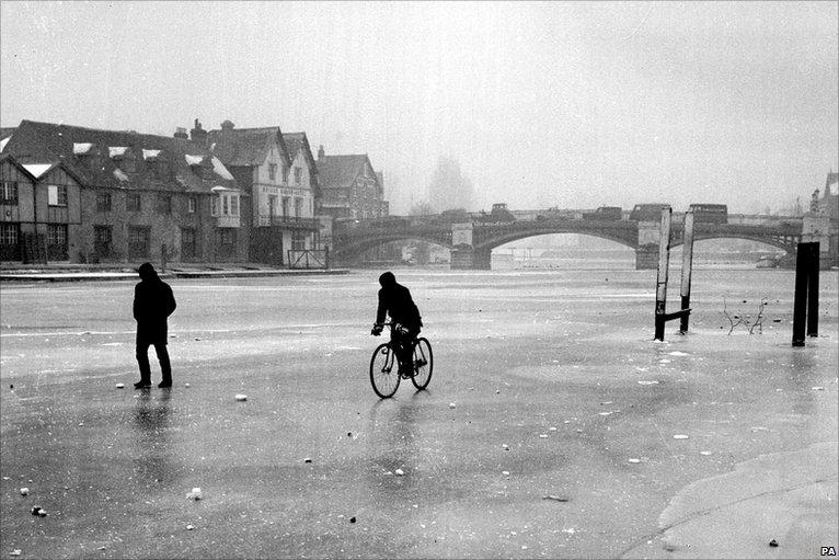 Зима 1962-63